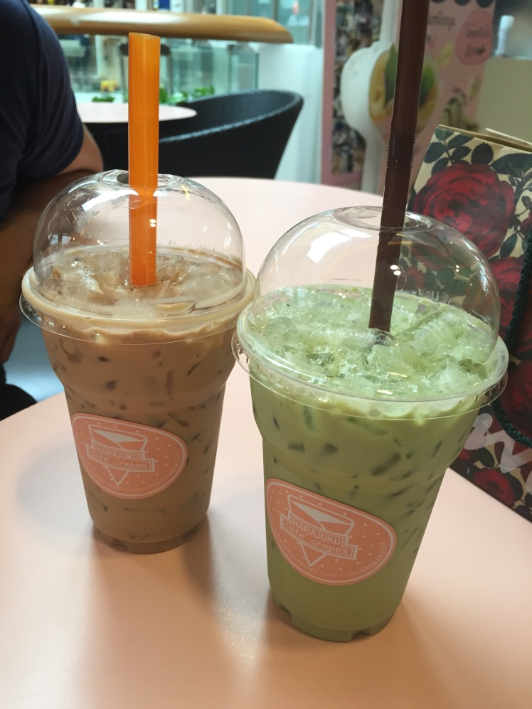 When in Asia, must have Bubble Tea!